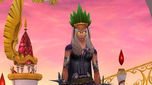 Esta es la bonita pero triste historia de una madre y su hijo en World of Warcraft