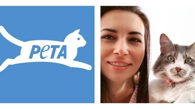 PETA reacciona a la polémica de la streamer Alinity y el maltrato a su gato