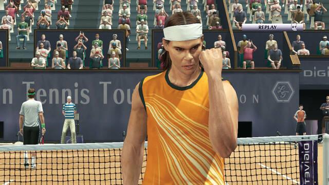 Bandai Namco registra la marca Smash Tennis en Europa