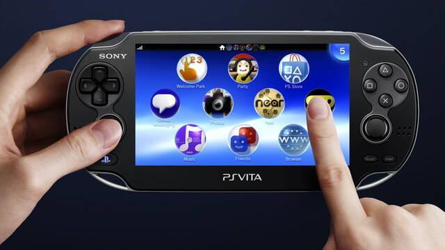 PS Vita acaba de recibir una nueva actualización de su firmware