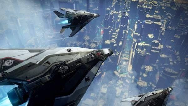 Star Citizen se actualiza ofreciendo seguridad, ley y orden en su galaxia