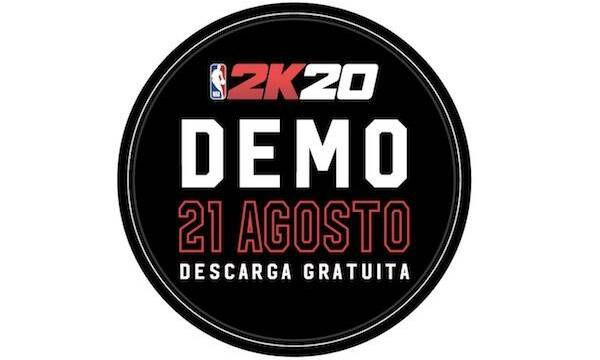 La demo de NBA 2K20 llegará el 21 de agosto a PS4, Switch y Xbox One