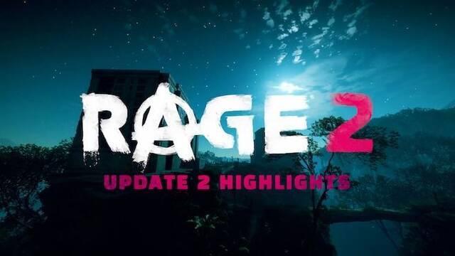 RAGE 2 añade New Game+, estrena su calendario de expansiones y se luce en un nuevo tráiler