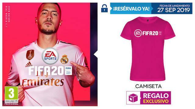 GAME detalla su incentivo por reserva y sus ediciones de FIFA 20
