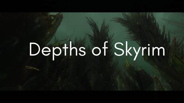 Las aguas de The Elder Scroll V: Skyrim te gustarán más con este mod
