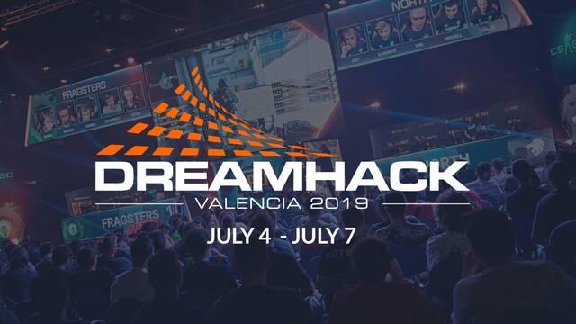Comienza la DreamHack Valencia 2019, la gran cita de los eSports del verano español