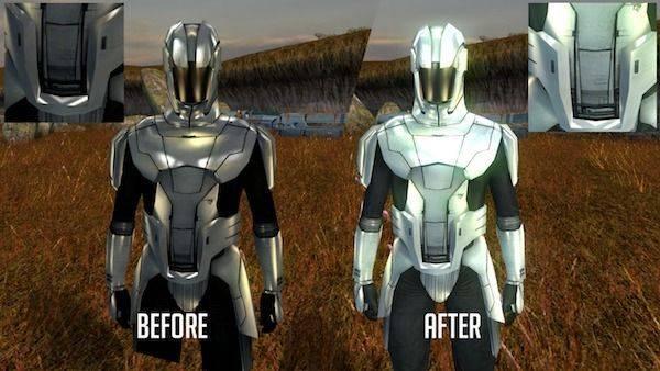 Star Wars KOTOR I y II reciben texturas HD gracias a la inteligencia artificial