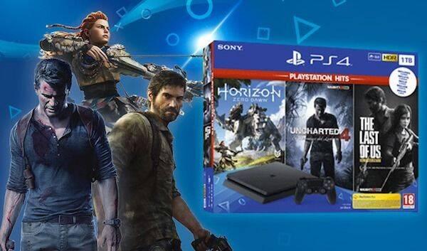 GAME presenta su Mega Pack exclusivo de PlayStation 4 con grandes éxitos