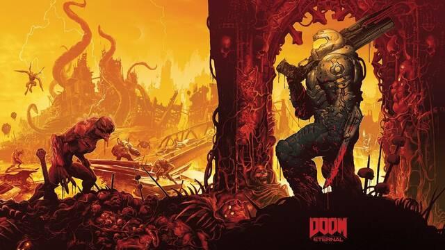 Doom Eternal: Así será el espectacular steelbook de la Edición coleccionista