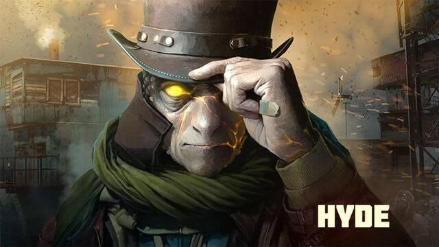 El enigmático Hyde se presenta en Crossout