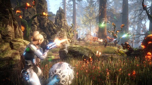 El RPG de acción Everreach: Project Eden llegará en septiembre a PC y Xbox One