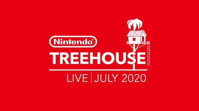 Nintendo Treehouse Julio 2020 Paper Mario
