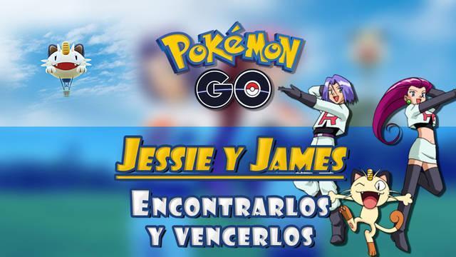 Jessie y James en Pokémon Go: Cómo encontrarlos y derrotarlos