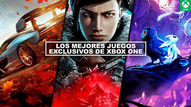 Los MEJORES juegos exclusivos de Xbox One - ¡Imprescindibles! (2021)