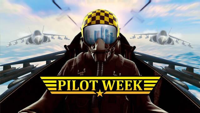 GTA Online semana de los pilotos