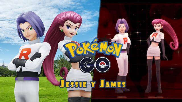 Pokémon Go: Jessie y James del Team Rocket llegan al juego en su globo de Meowth