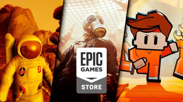 Gratis en Epic Games Store