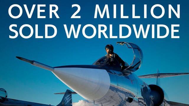 Ace Combat 7 supera los 2 millones de copias vendidas