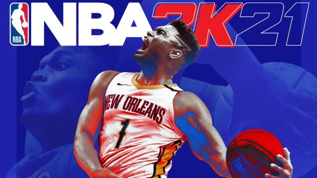 NBA 2K21 portada de PS5 y Xbox Series X