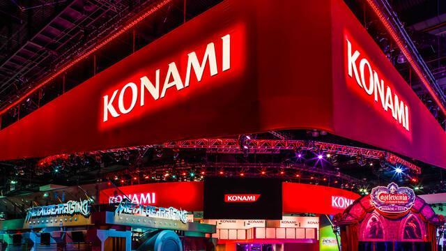 Konami Bomba