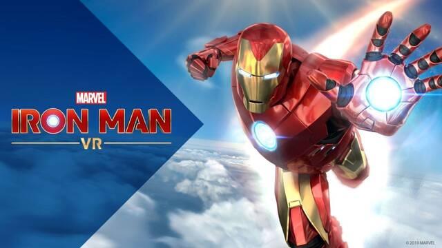 Iron Man VR tráiler de lanzamiento