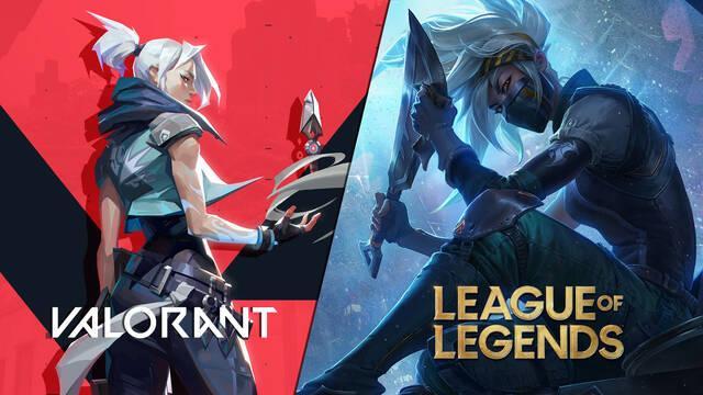 Valorant: Imaginan cómo se verían skins en League of Legends de los agentes