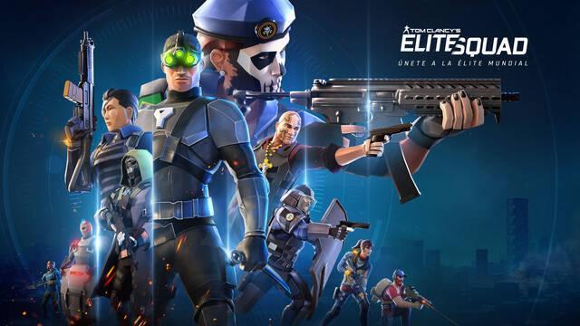 Tom Clancy's Elite Squad Fecha de lanzamiento Prerreserva Android iOS
