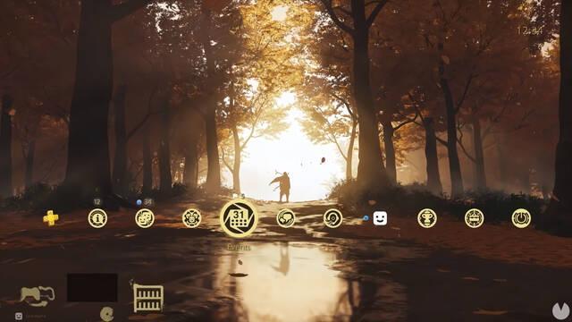 Ghost of Tsushima Tema PS4 gratis descargar