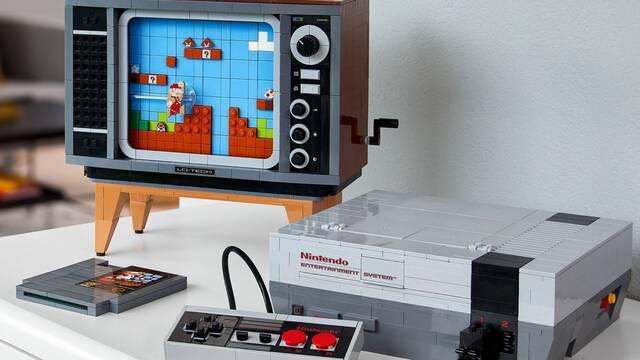La LEGO NES estará disponible a partir del 1 de agosto.
