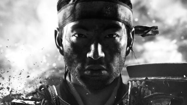 Así es el Modo Kurosawa de Ghost of Tsushima.