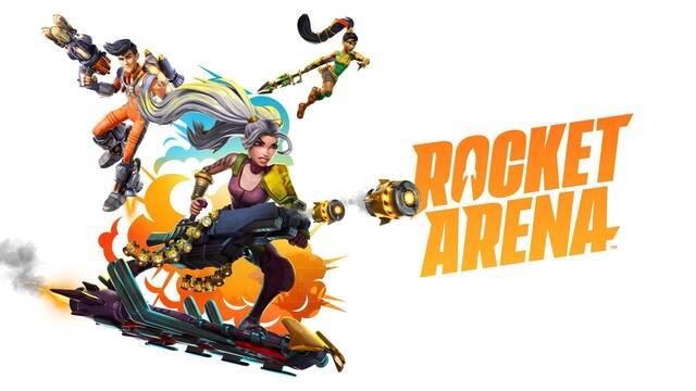 Rocket Arena ya disponible en PS4, Xbox One y PC.