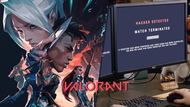 Valorant oculta un mensaje para los hackers en su código anti-trampas