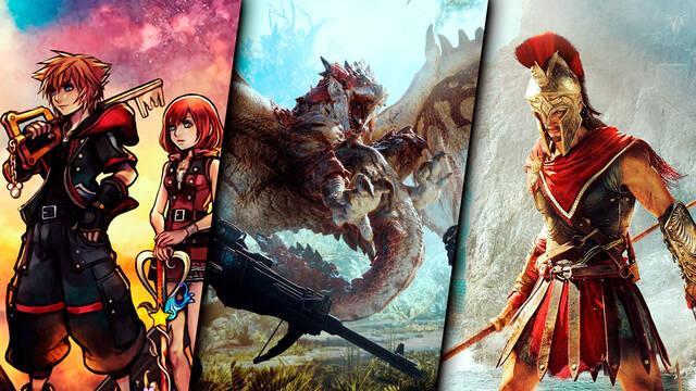 Xbox ofertas Capcom, Ubisoft, Square Enix