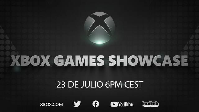 Xbox Games Showcase Fecha hora día