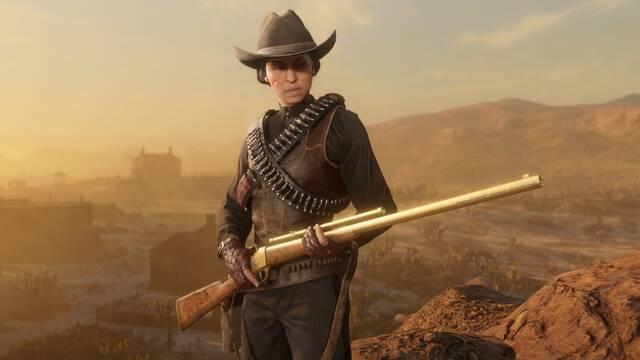 Descuentos y recompensas semanales de Red Dead Online.