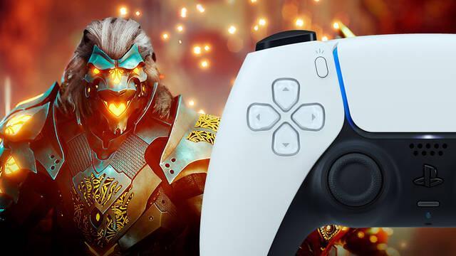 Godfall aprovecha el DualSense de PS5