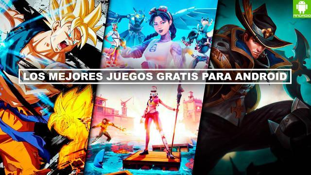 Los MEJORES juegos gratis para Android - ¡Imprescindibles!
