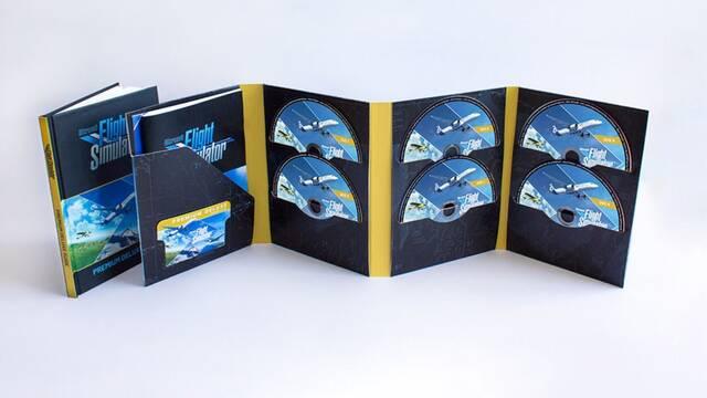 Microsoft Flight Simulator tendrá una edición física con 10 discos.