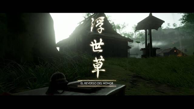El reverso del honor al 100% en Ghost of Tsushima