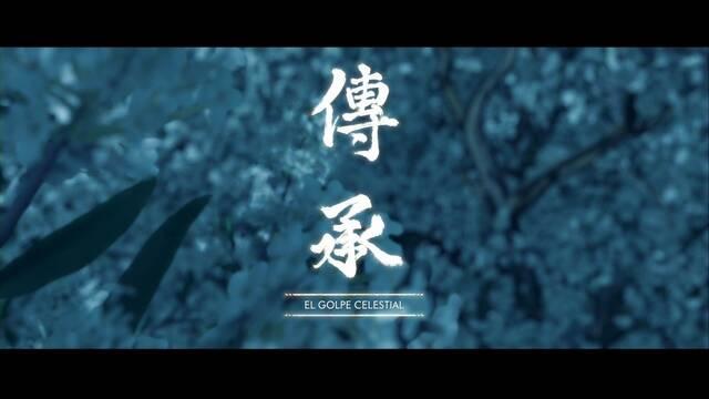 El Golpe Celestial al 100% en Ghost of Tsushima