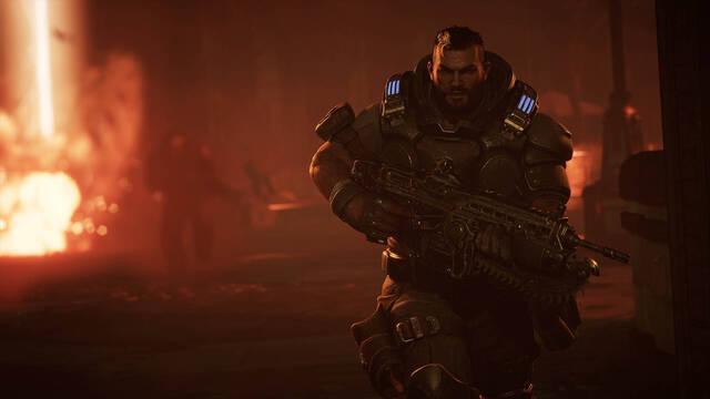 Gears Tactics llegará a Xbox One en otoño.