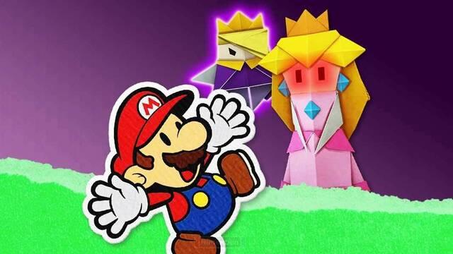 El diseño de los personajes de Mario no se puede modificar.