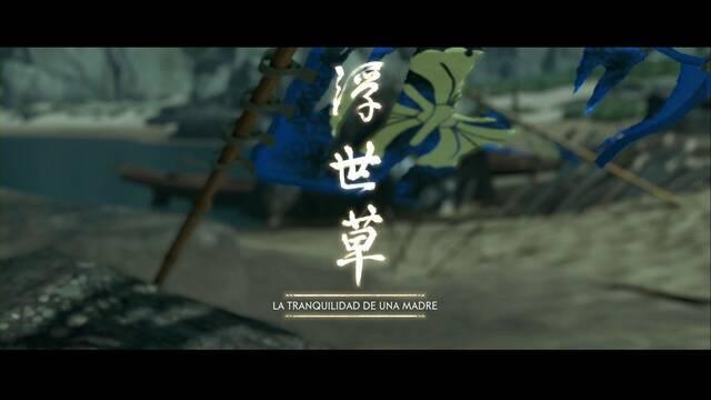 La tranquilidad de una madre al 100% en Ghost of Tsushima