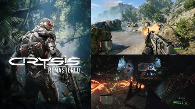 Crysis Remastered en Nintendo Switch
