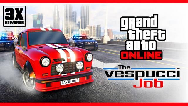 Ventajas semanales en GTA Online.