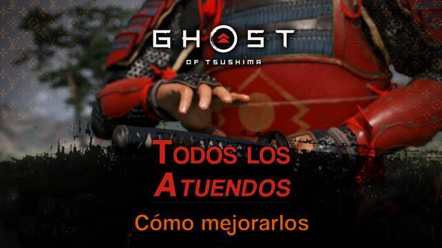 Ghost of Tsushima: Todas las armaduras y atuendos - cómo conseguirlos y mejorarlos