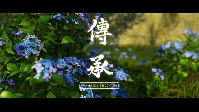 La maldición de Uchitsune al 100% en Ghost of Tsushima