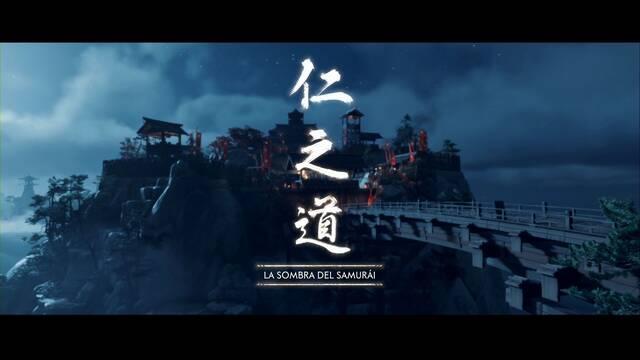 La sombra del samurái al 100% en Ghost of Tsushima