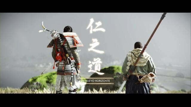Un nuevo horizonte al 100% en Ghost of Tsushima