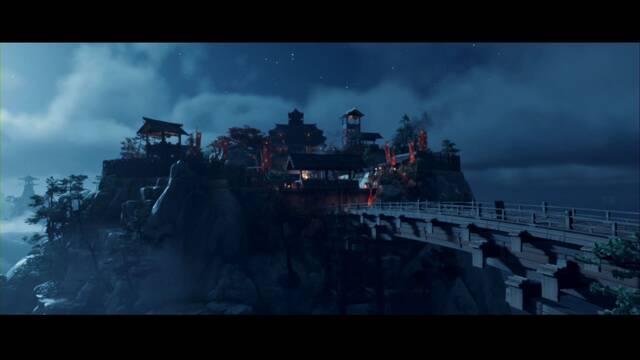 Acto II: recupera el castillo Shimura al 100% en Ghost of Tsushima